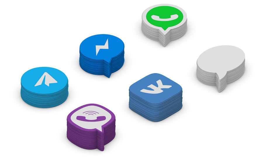 Viber online chat